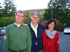 Tony, Frank and Lisa