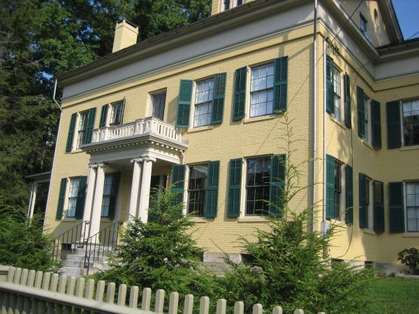 Emily Dickenson House