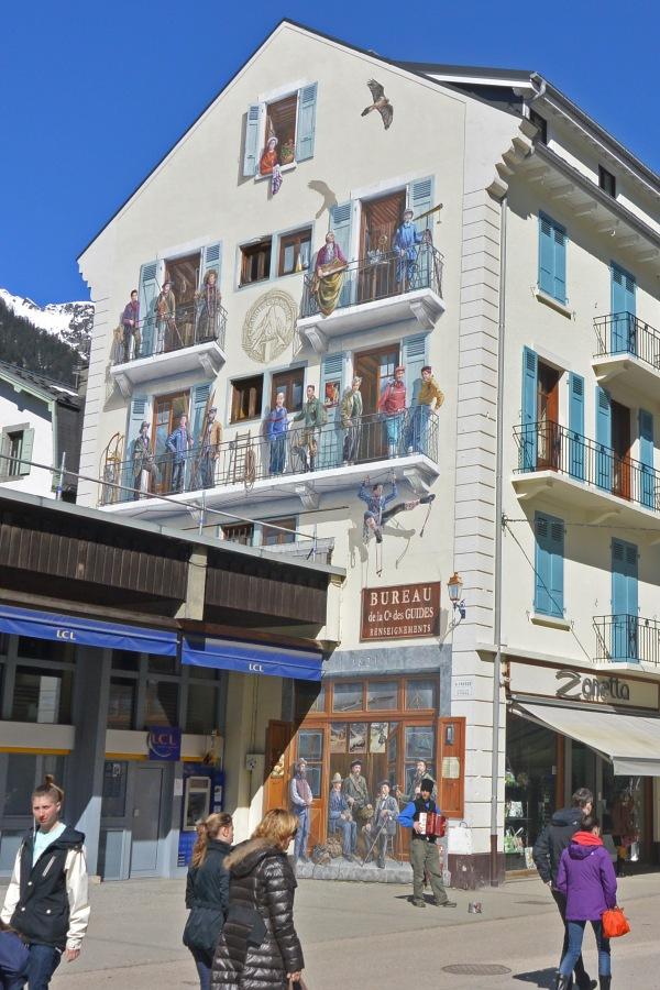 Famous early members of Le Compagnie des Guides de Chamonix